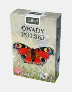 karty do gry owady polski