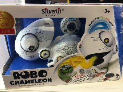 SilverLit robot kameleon