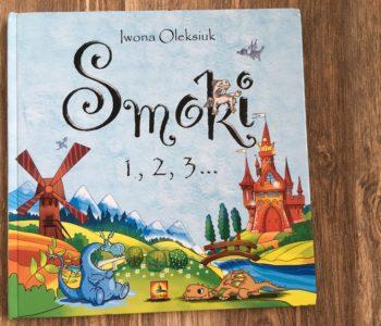 Smoki 1, 2, 3... Recenzja książki dla dzieci