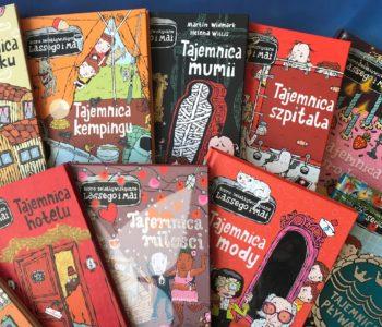 Książki Biuro detektywistyczne Lassego i Mai