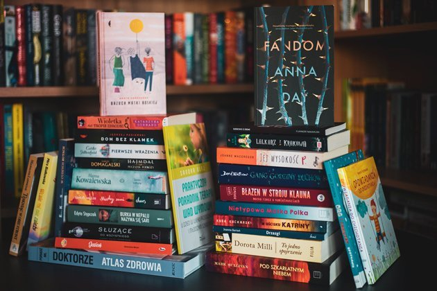 Najlepsze książki roku 2018