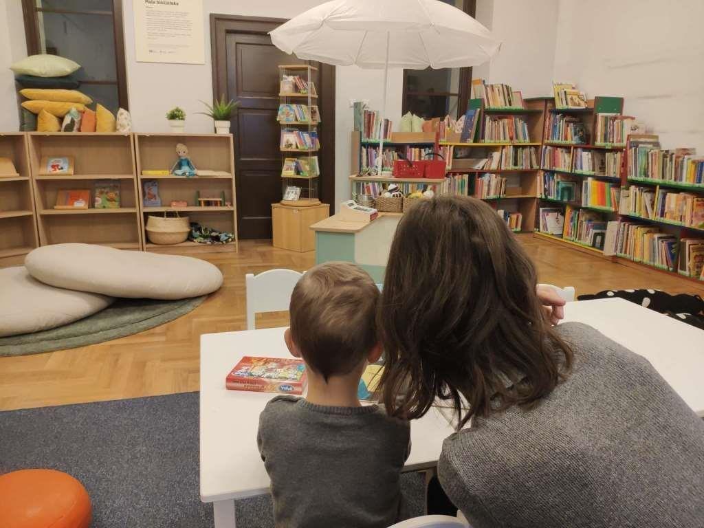 Bohaterowie szwedzkich bajek - warsztaty dla dzieci w WBP