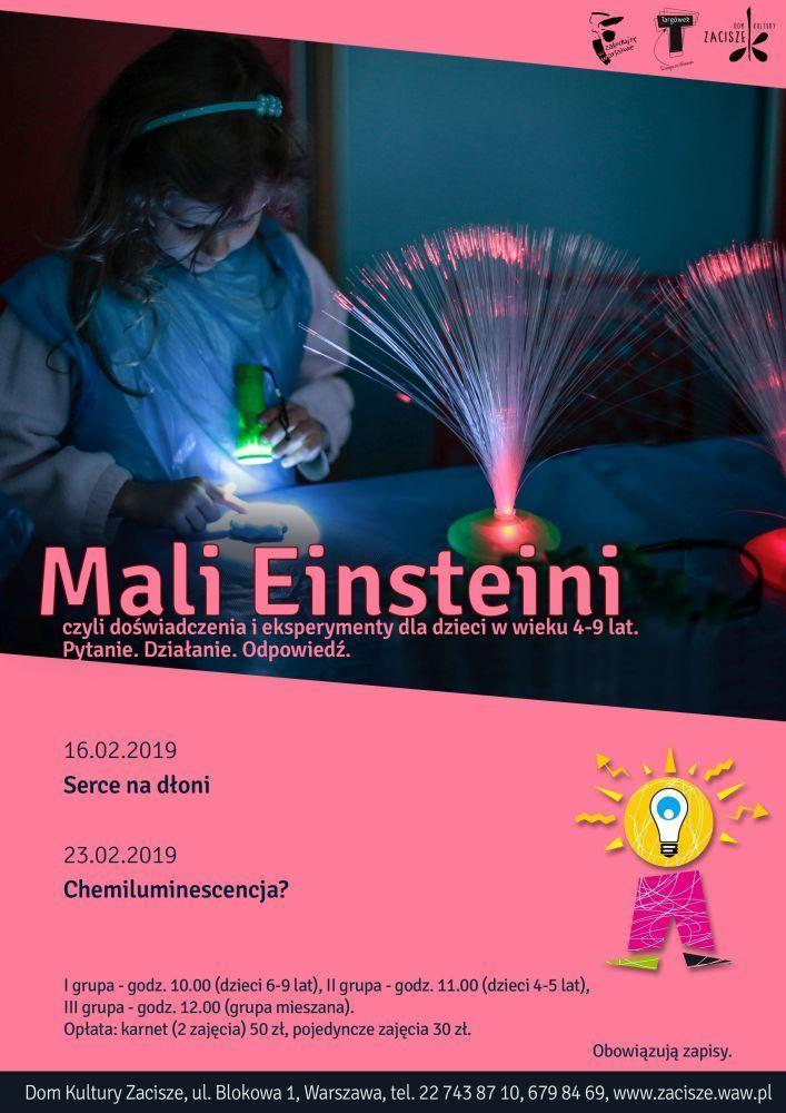 Mali Einsteini: Serce na dłoni