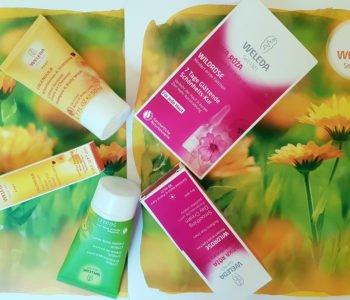 Wygraj zestawy kosmetyków firmy Weleda w konkursie na Dzień Kobiet!