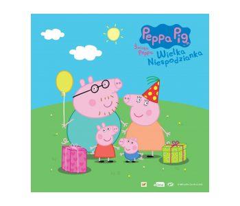 Spektakl Świnka Peppa – Wielka Niespodzianka na Dzień Dziecka!