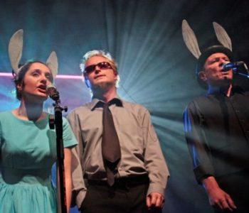 Piosenki do grania na nosie w Teatrze Pinokio
