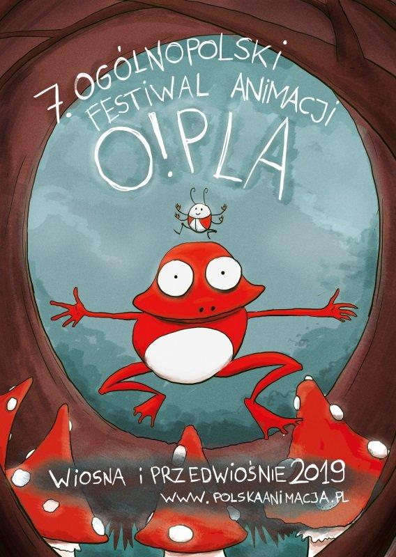 Poranek z Festiwalem Polskiej Animacji O!PLA. Gliwice