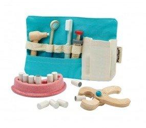 plan Toys zestaw malego dentysty