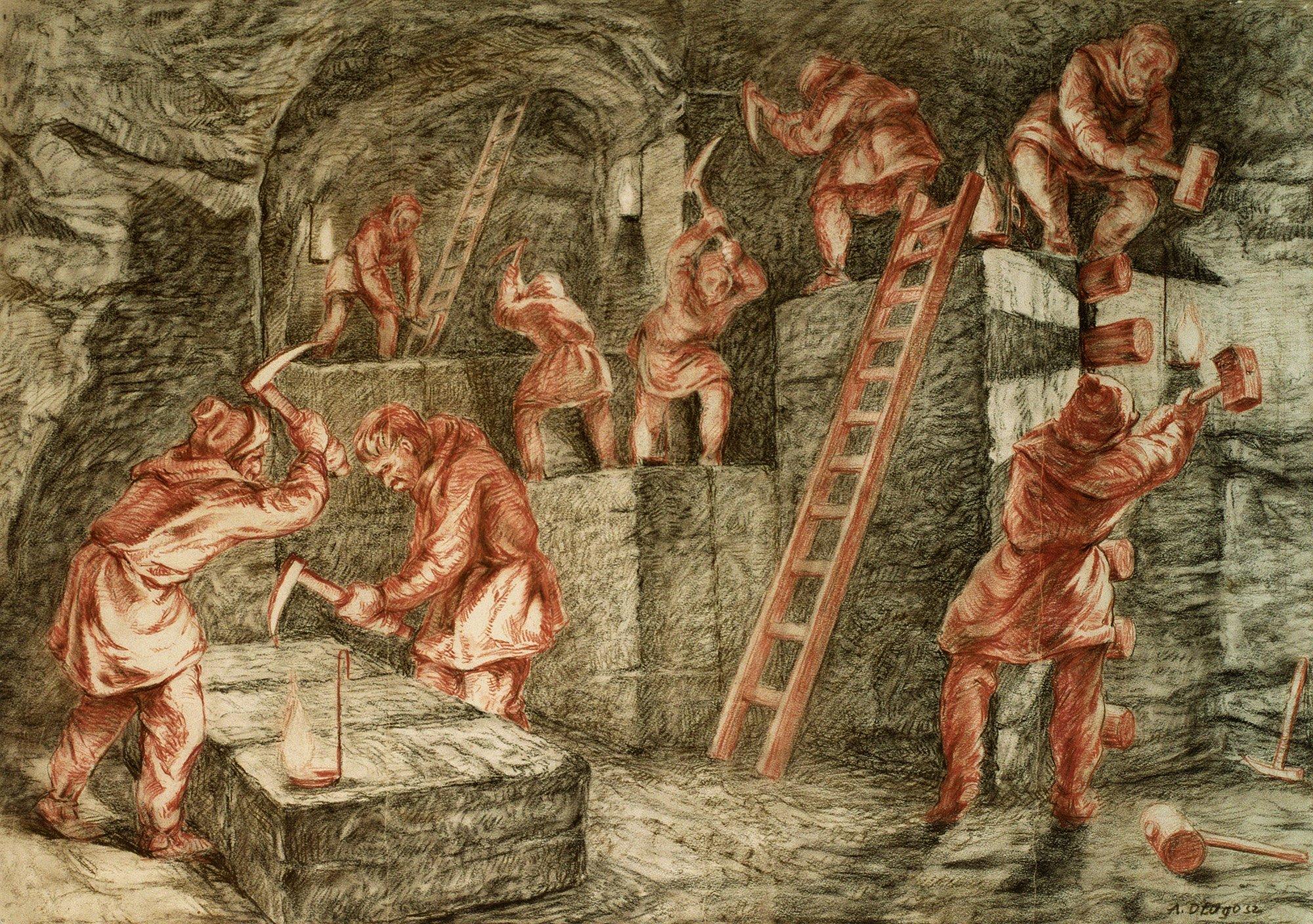 Śladami górniczej techniki