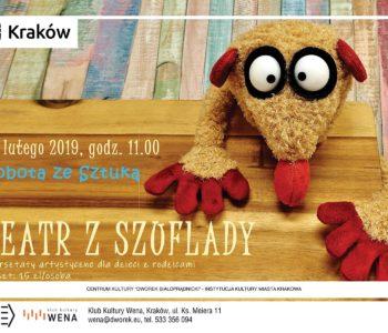 Sobota ze sztuką – Teatr z Szuflady