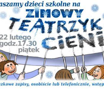 Zimowy Teatrzyk Cieni