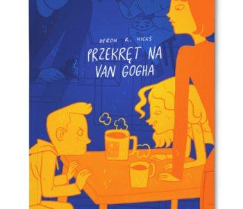 Przekręt na van Gogha – nowy kryminał dla nastolatków