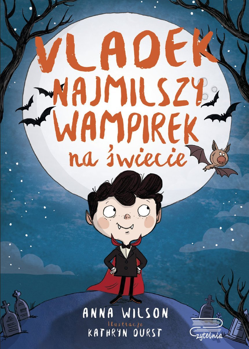 Vladek najmilszy wampirek na świecie