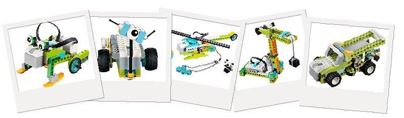 Robotyka Lego WeDo 2.0