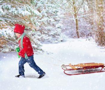 Zagadki zimowe dla dzieci z odpowiedziami