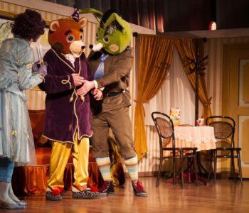 Walentynki w Teatrze Piccolo: Zakochany Miś