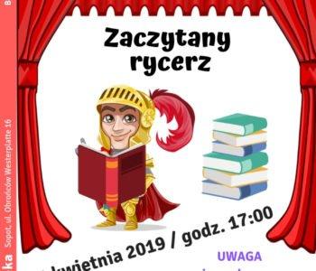 Teatrzyk Pacynka: Zaczytany Rycerz