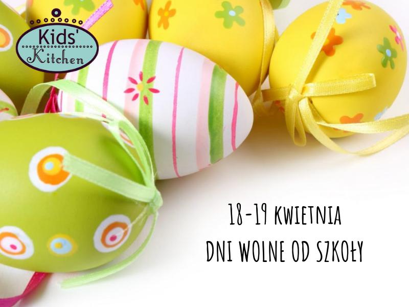 Wielkanocne koszyczki - Dni wolne od szkoły. Katowice