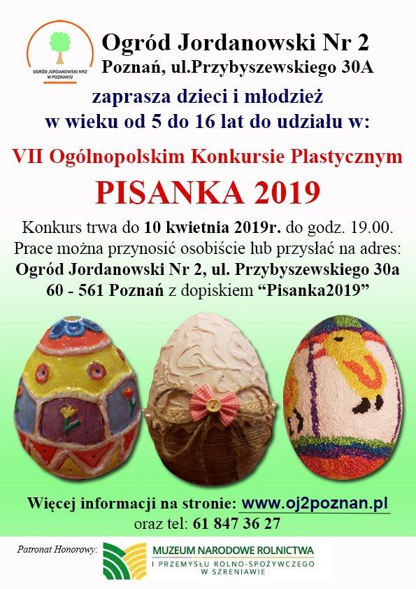 VII Ogólnopolski Konkurs Plastyczny