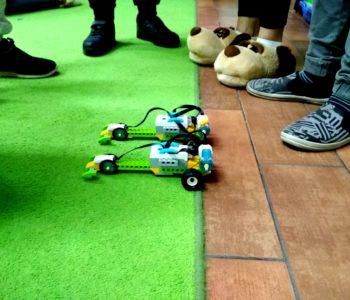 Warsztaty z robotyki w Akademii Baby English Center