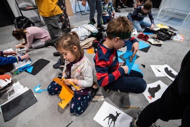 Po co dzieciom artyści? Naturalnie, wzory