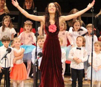 Koncert nie tylko dla dzieci: Śpiewajmy z Agatą Steczkowską. Piosenki filmowe