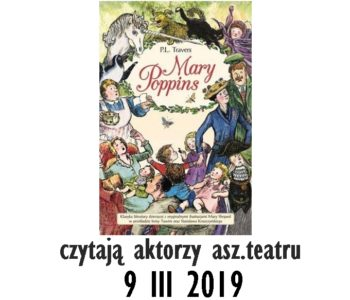 Rodzinne czytanie: Mary Poppins