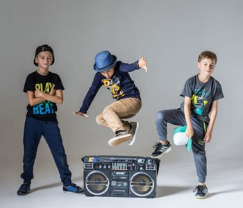 Hip Hop Dance – Street Dance w Hopsaska dla dzieci 6-9 lat