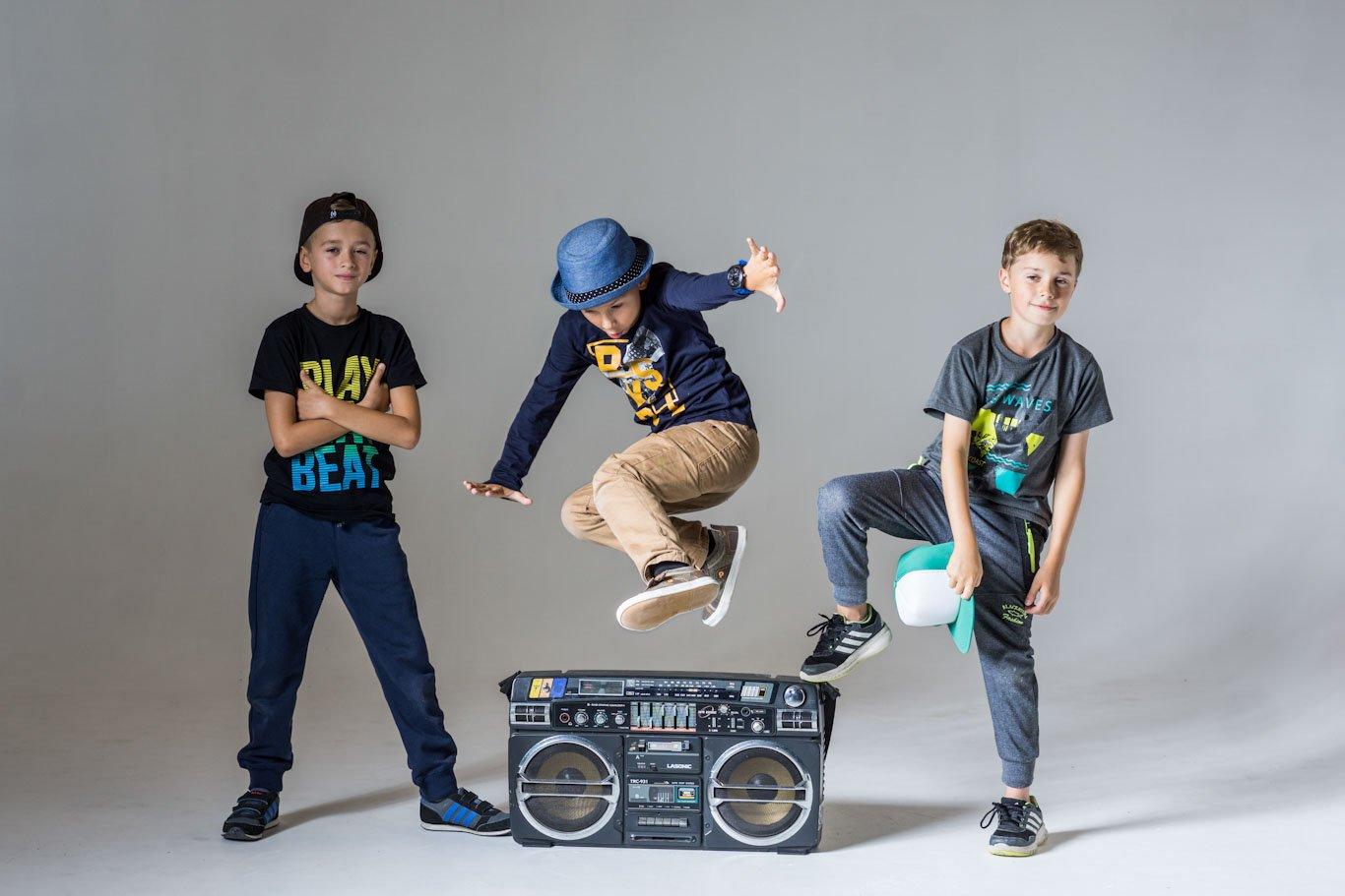Hip Hop Dance - Street Dance w Hopsanka dla dzieci 6-9 lat