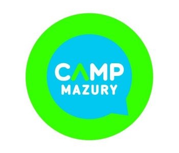 Camp Mazury logotyp