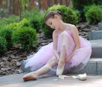 Casting do spektaklu baletowego Brzydkie Kaczątko