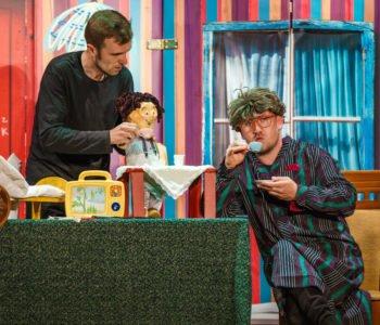 Grupa O! Teatr: Wielka wyprawa Pana Maluśkiewicz