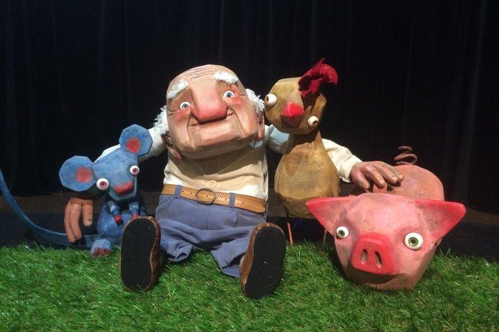 Bajka o Szczęściu w Teatrze Animacji
