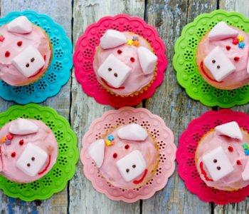 Przepis na wielkanocne muffinki – świnki
