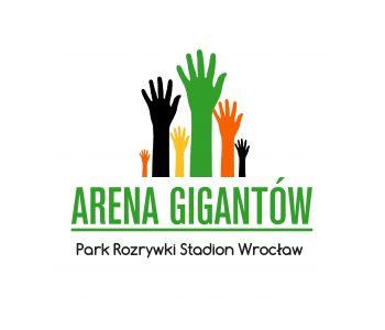 Logo Arena Gigantów Wrocław