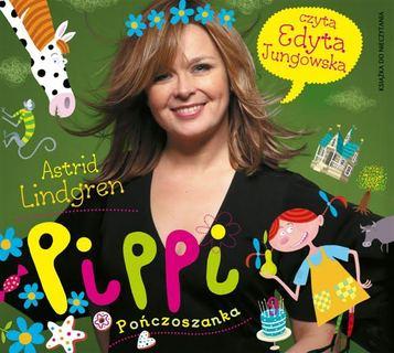 Pippi Pończoszanka audiobook
