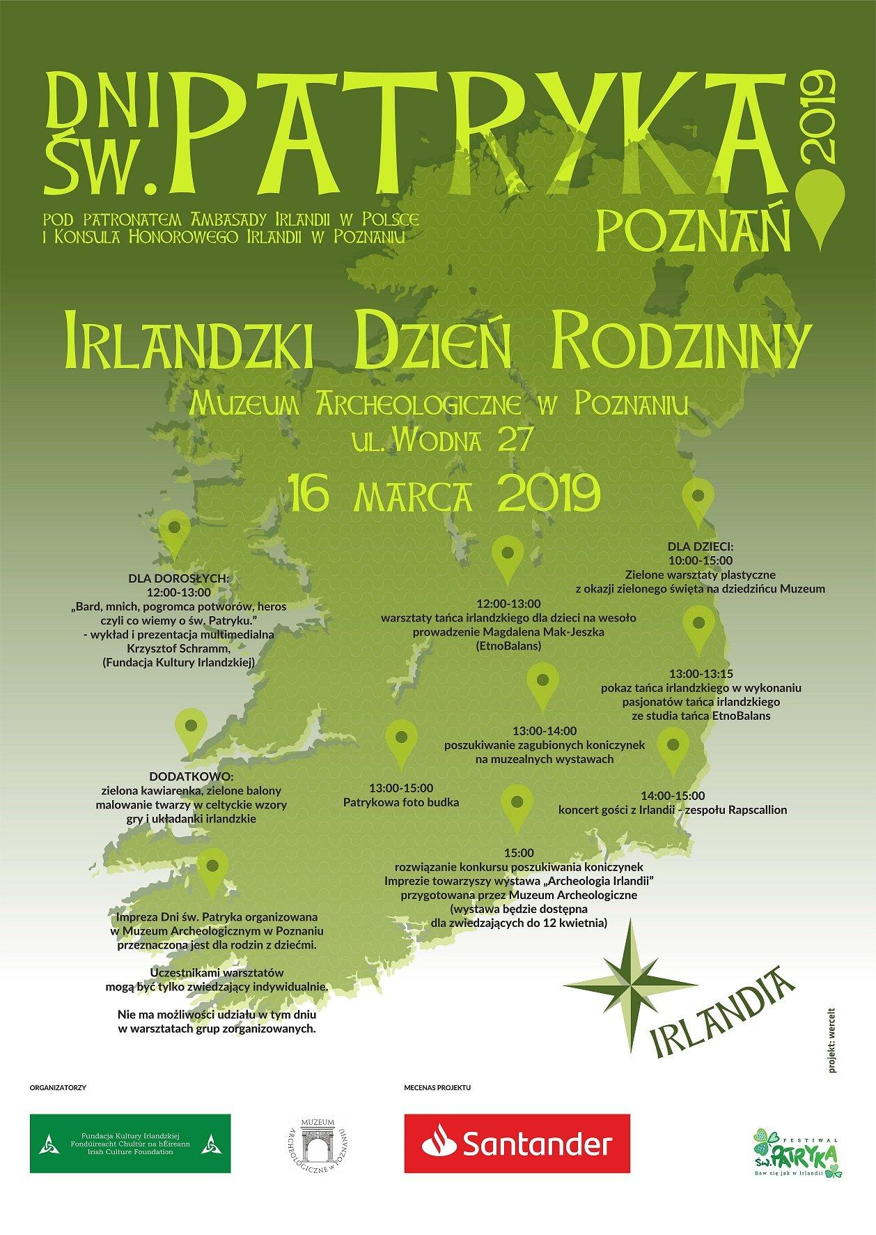 Irlandzki Dzień Rodzinny
