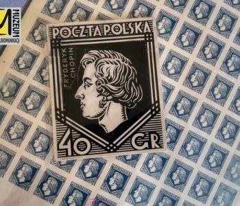 Zaprojektuj swój własny znaczek pocztowy - warsztaty linorytu
