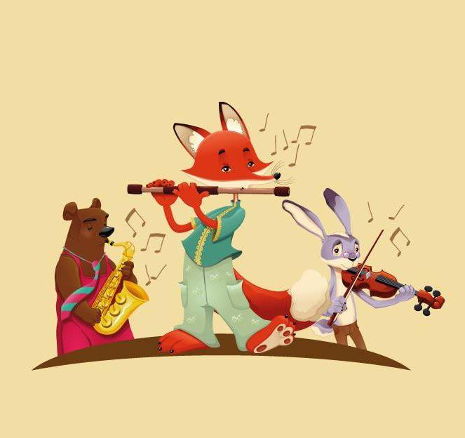 Rodzinne spotkania z muzyką w każdą sobotę #KFK