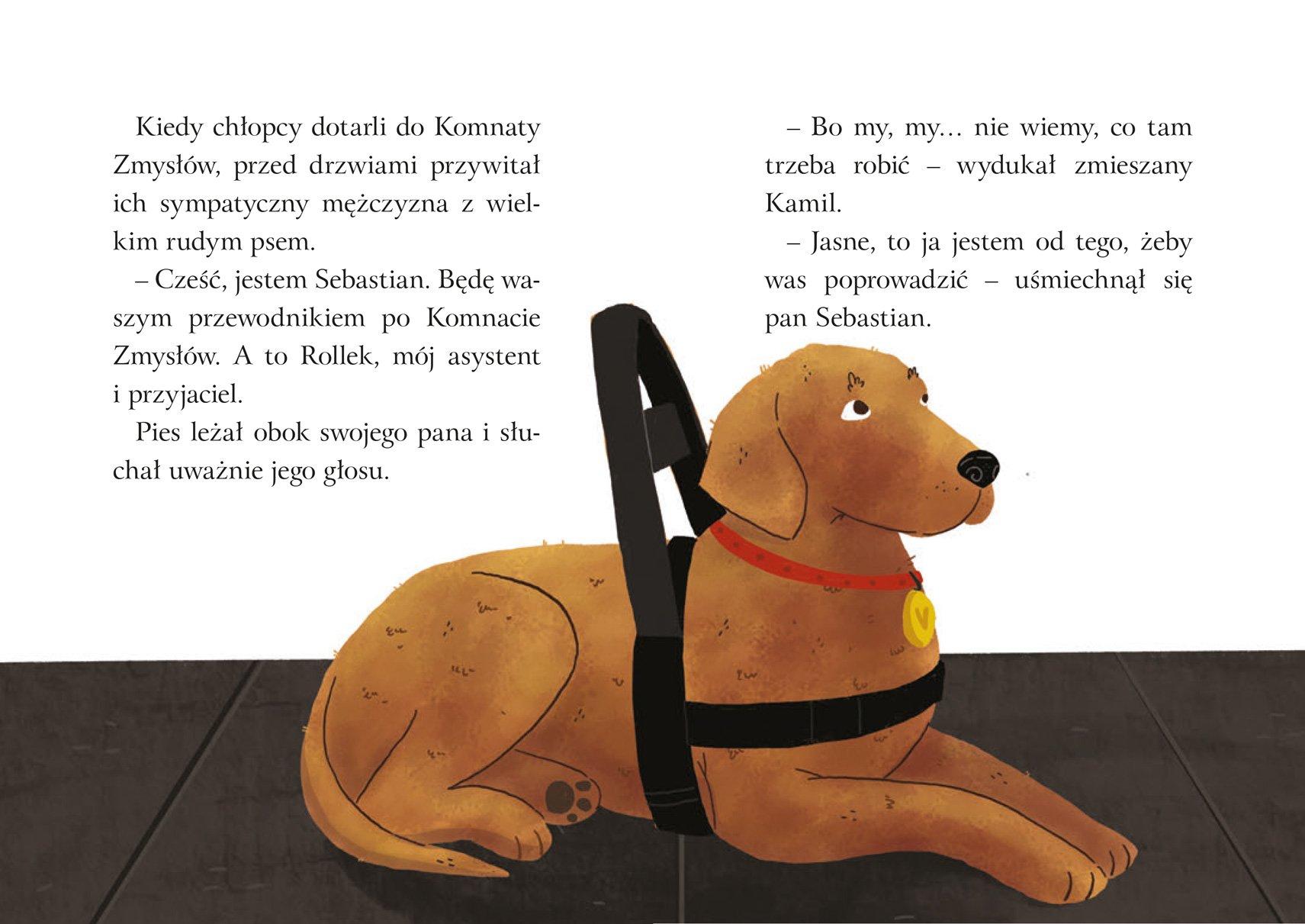 Pies na medal – 5 i 6 tom. Historie niezwykłych psów