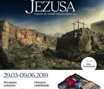 Multimedialna wystawa dla rodzin z dziećmi: Śladami Jezusa
