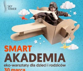 Smart Akademia, czyli o środowisku w Sky Tower