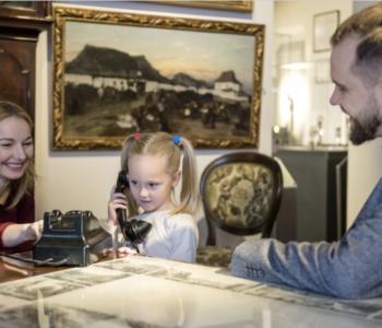 Sobotnie warsztaty rodzinne w Muzeum Pana Tadeusza – Z walizki pani Kingi