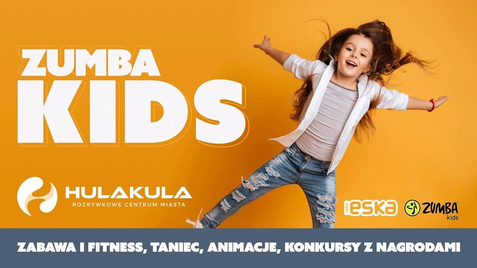 Zumba kids w Hulakula