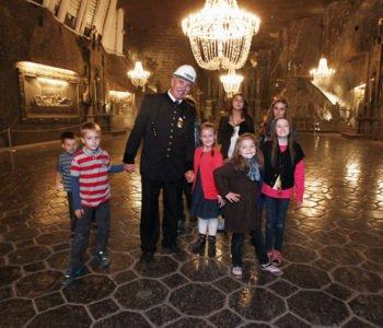 Przygoda dla całej rodziny – nocleg pod ziemią oraz zwiedzanie kopalni!