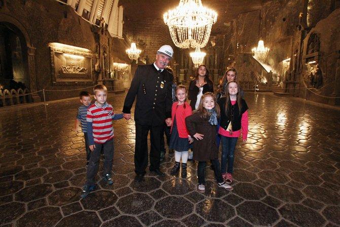 Przygoda dla całej rodziny - nocleg pod ziemią oraz zwiedzanie kopalni!