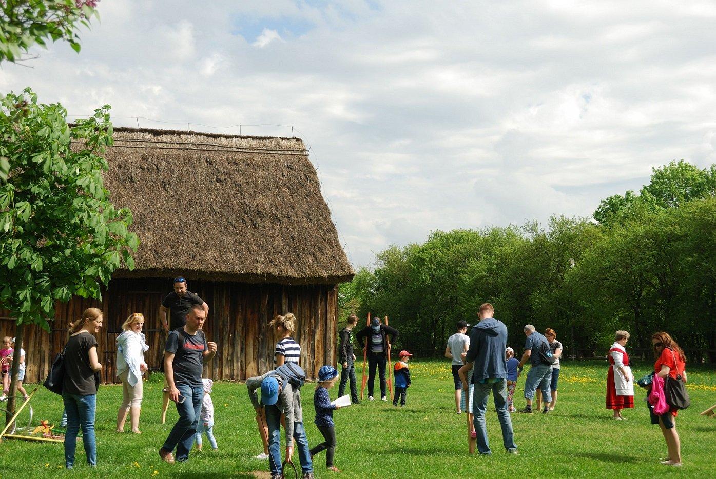 Majówka z tradycją mazowieckiej wsi