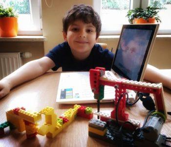 Półkolonie z robotyką i nie tylko