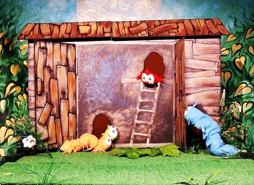 Teatr Dobrego Serca: Emmanuel. Poranek familijny