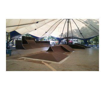 skatepark Jutrzenka Warszawa - atrakcje dla dzieci i młodzieży w Warszawie